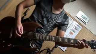 GLAY   BELOVED [ Guitar Cover ]