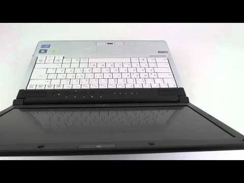 Fujitsu Lifebook S761 HD Video-Preview