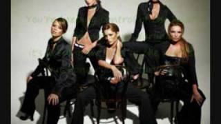 Girls Aloud-Control of the Knife with Lyrics