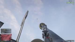 X-UrTrashBoi-Xs Jet Vs RPG, RPG  100-0