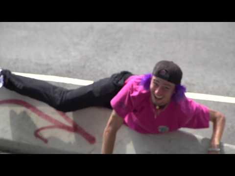 Henry Gartland is a Savage! Watch him wreak havoc in Til The End Vol 2 & TMNT NYC