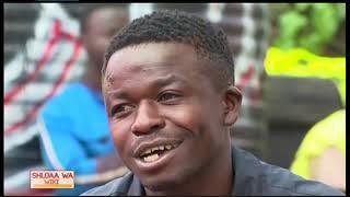 Vijana ambao walikuwa kwa magenge yaliyokuwa yakiwahangaisha wakazi wa Jericho | Shujaa Wa Wiki