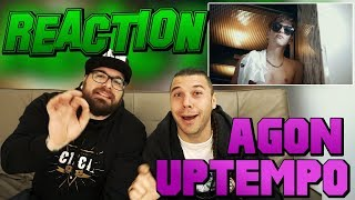 AGON - UPTEMPO | RAP REACTION 2017 | ARCADE BOYZ PREMIUM