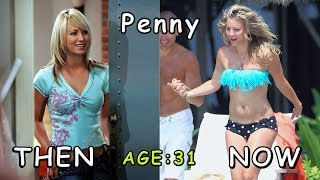 The Big Bang Theory Cast Real Name and Age