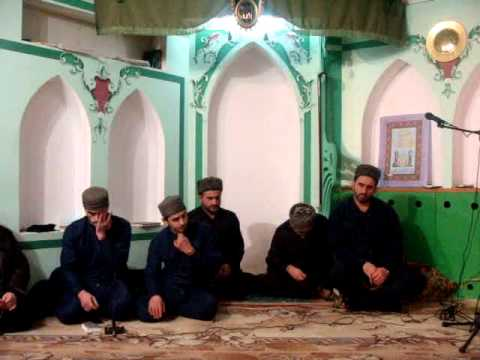 Делегация из Дагестана проводит Мавлид в Волжском
