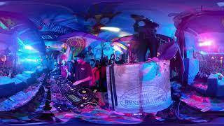 George Privatti @ Elrow Carnival Barcelona 23-02-2020 (CAMERA 360º)