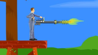 ULTIMATE MODDED WEAPONS! (Happy Wheels #19)