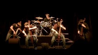 Emil and Dariel - Live with 2CELLOS