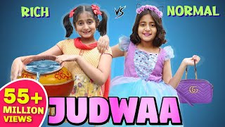 JUDWAA - Rich vs Normal | A Short Film | MyMissAnand