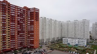 Московская область. Железнодорожный. Балашиха. Микрорайон Ольгино.