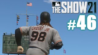 WIND-AIDED GIGANTIC HOME RUNS! | MLB The Show 21 | Road to the Show #46