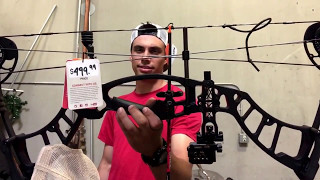 2017 Hoyt PowerMax review! This bow costs $499 what!?
