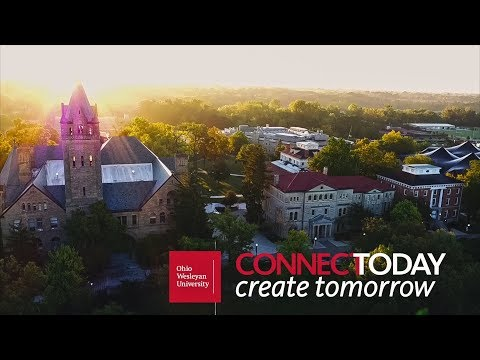Ohio Wesleyan University - video