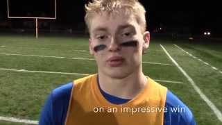 KMA Sports:  Glidden-Ralston FB def. Fremont-Mills 61-28