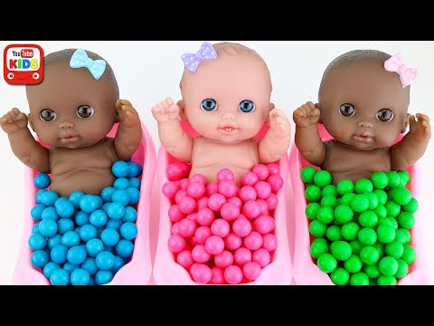 Learn Colors Baby Doll Learn Numbers Mickey Tool Set Surprise Eggs Finger Family Nursery Rhymes