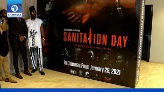 Sanitation Day Trailer