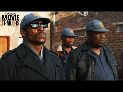 Five Fingers for Marseilles | Teaser Trailer - South African Neo-Western