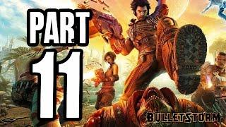 ► Bulletstorm | #11 | Poslední podraz! | CZ Lets Play / Gameplay [1080p] [PC]