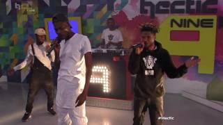 Kwesta performs Mmino: Live Performances