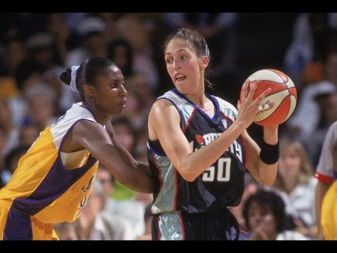 New York Liberty vs Los Angeles Sparks Recap - June 21, 1997