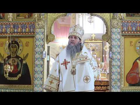 Слово митрополита Даниила после литургии на Радоницу