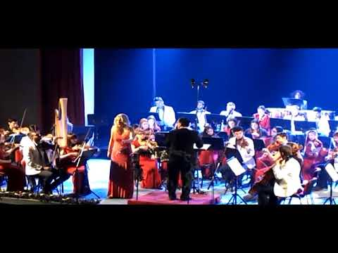 ANA SINICKI - CRUDA SORTE! (ISABELLA), L'ITALIANA IN ALGERI (G. ROSSINI), NEW YEARS CONCERT