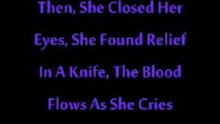 The Way She Feels Between The Trees Lyrics
