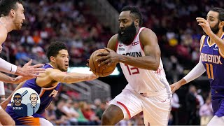 Doubling James Harden has been pretty effective for teams – David Jacoby | Jalen & Jacoby