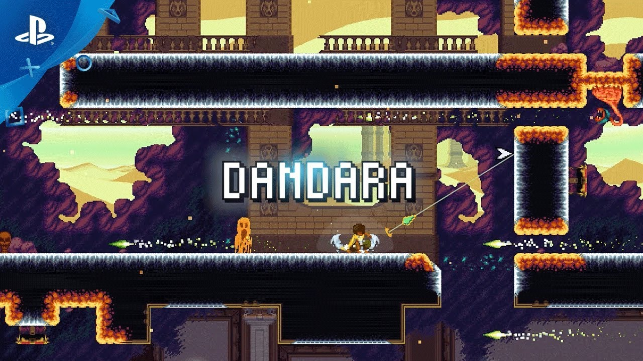 Dandara Bounds Onto PS4 February 6