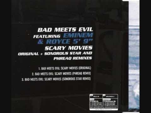 Bad Meets Evil - Scary Movies (Original)