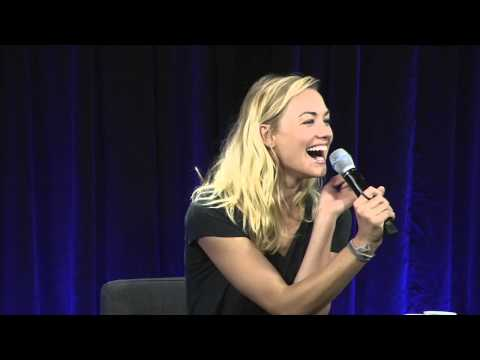 Nerd HQ 2015: A Conversation With Yvonne Strahovski Mp3
