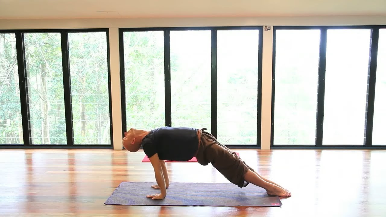 Simple 12 Asana Poses with Paul Wood