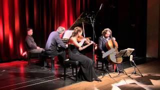 ATOS Trio: Beethoven Piano Trio op.1 no.2  in G-Major - live
