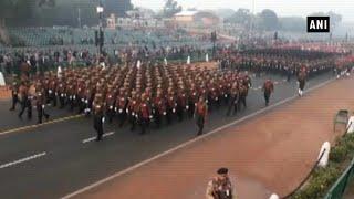 Republic Day 2019: Full-dress Rehearsal In Delhi Ahead Of Parade