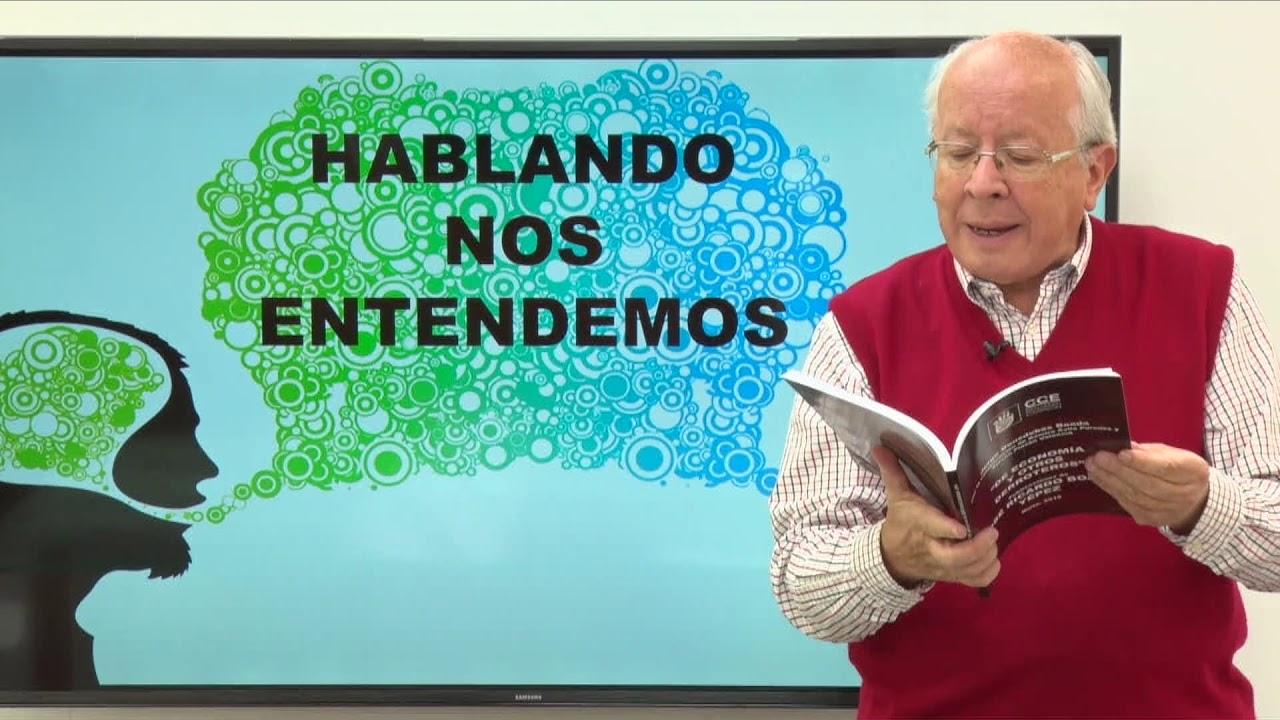 HABLANDO NOS ENTENDEMOS - INVITADO ARQ JOSÉ ORDOÑEZ TEMA EL FUTURO DE QUITO AL 2040