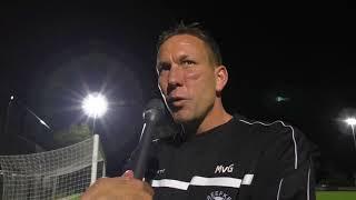 Interviews Streefkerk -  Unitas (zo) EM CUP