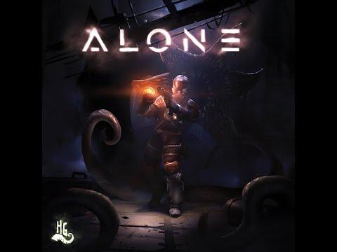 Alone Board Game SCI-FI DUNGEON CRAWLER Review