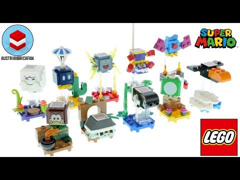 Vidéo LEGO Super Mario 71394 : Pack surprise de personnage - Série 3