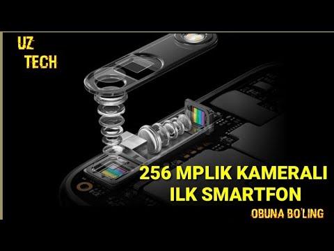 XIAOMI 256 MP KAMERALI ILK SMARTFONNI TAYYORLAMOQDA // SAMSUNG GALAXY S20+ 5G ILK JONLI SURAT !!!