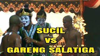 Ngakak !!! SUCiL [VS] GARENG SALATIGA Lucu Puoll - LIMBUKAN Ki Sun Gondrong