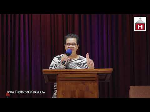 """There were two gardens"" with Pastor Jean Tracey (THOP)"