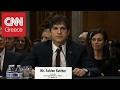 Η παθιασμένη ομιλία του Άστον Κούτσερ για τη μάχη κατά του trafficking