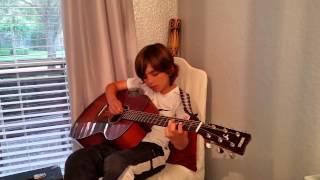 Hey Jude - George Johannson - 7 yr old