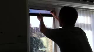 Пленка солнцезащитная для окна, 0,6мх3м,  штука от компании ООО «БиС компани» - видео
