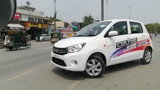 Pak Suzuki Cultus 2017 (Celerio) 1.0L Hatchback: First Look and Test Drive | Urdu