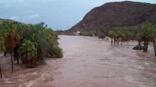 preview picture of video 'Mulege, México, Tropical Storm Julio 2'