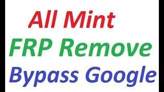 how to frp remove mint m3cr - ฟรีวิดีโอออนไลน์ - ดูทีวี