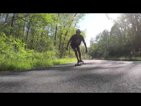 Derringer 28 Longboard Ride Review with Axel Serrat