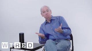Seniors React to Amazon Echo | WIRED