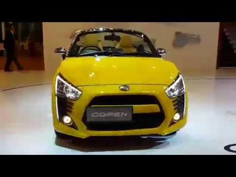 Daihatsu copen Int Indonesia Motor Show 2014 - TV Raja Mobil